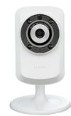 D-Link DCS-932L IP Kamera (Wireless N Tag/Nacht Home) -