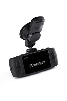 iTracker GS6000-A7 GPS Autokamera Dashcam SuperHD 1296p Dash-Cam -